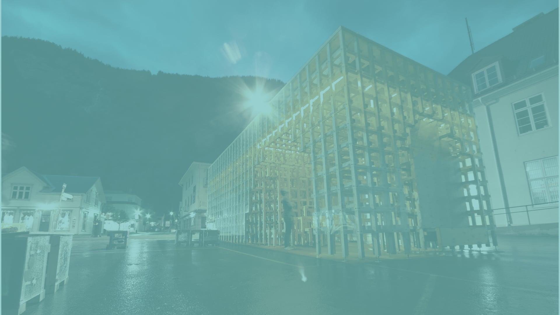 Kontor i Rjukan