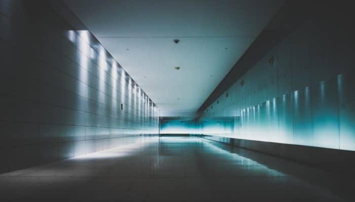 Mørk korridor